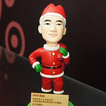 聖誕節造型 公仔娃娃